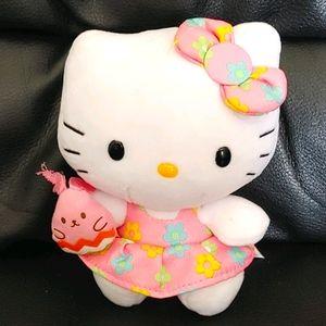 BOGO🌺Ty Hello Kitty Small Easter Plush by Sanrio